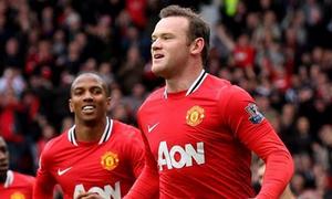 Wayne Rooney bảnh trai hơn từ khi cấy tóc