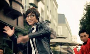 Beatbox Minh Kiên tỏ tình bằng vũ đạo cực độc