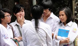 Tuyển sinh 2012: Hồ sơ ĐKDT giảm mạnh, ngành Kinh tế vẫn hot