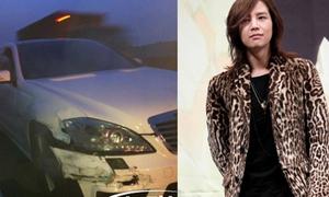 Jang Geun Suk suýt chết vì tai nạn xe hơi