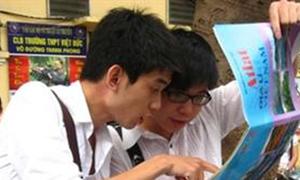 Xuất hiện Atlat Địa lý Việt Nam giả