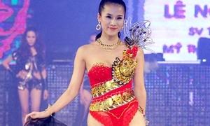Thái Hà nóng bỏng làm 'nữ hoàng nội y'