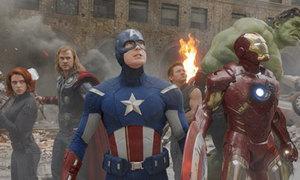 'The Avengers' lập kỷ lục doanh thu sau tuần đầu công chiếu