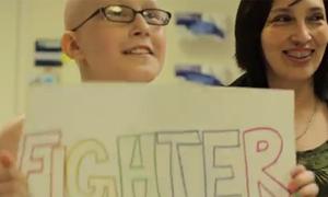 Clip 'Stronger' của bệnh nhân ung thư 'đốn tim' cư dân mạng