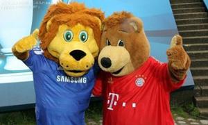 Festival Champions League tưng bừng tại thành phố Munich