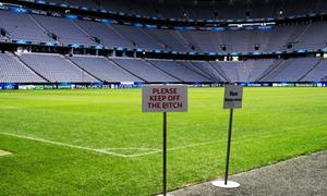 SVĐ Allianz Arena sẵn sàng chờ 'đại chiến'