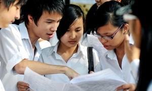 Bộ GD&ĐT không cho phép tuyển sinh nguyện vọng 1B, 1C