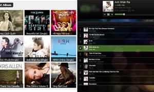 Thị trường nhạc trực tuyến: Khác biệt liệu có thể tồn tại?