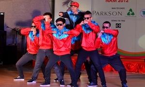 Clip: Teen TP HCM cuồng nhiệt đêm Showcase Hiphop