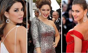 WAGs nào đẹp nhất thảm đỏ LHP Cannes?