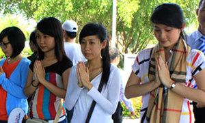 Giới trẻ với hành trình về Nam bộ thăm chiến trường xưa