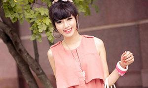 Hà Min vào bán kết Miss Ngôi Sao