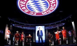 Ghé thăm phòng truyền thống lung linh của Bayern Munich