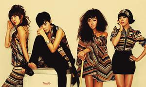 Brown Eyed Girls - những 'bà cô' mắt nâu của Kpop