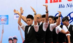 35.000 sinh viên tham gia tiếp sức mùa thi