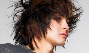 Con trai và những sai lầm về tóc