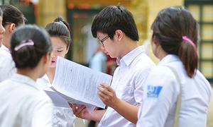 Trường THCS&THPT Phạm Văn Đồng lần đầu tuyển sinh