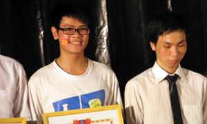 Chàng trai xuất sắc ẵm học bổng GE Foundation Scholar-Leaders