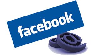 Facebook tự ý sửa thông tin email