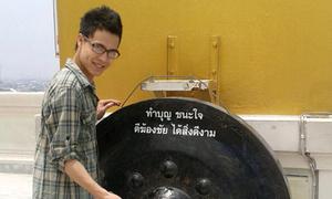 Bartender má lúm giỏi nhất Việt Nam