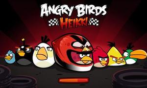 Game Angry Birds mới cho teen mê tốc độ