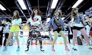 St 319 xuất sắc giành ngôi quán quân nhảy cover Wonder Girls