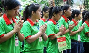 Hơn 5.500 chỗ trọ trên chùa cho thí sinh