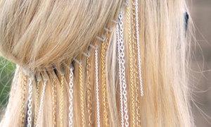 Xước cài tóc độc lạ theo phong cách Ai Cập