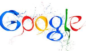 Tạo logo Google bằng sơn nước siêu 'kool'