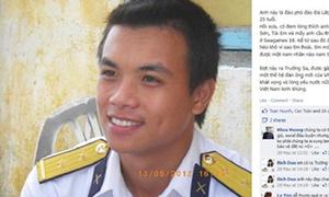 Hot boy hải quân của quần đảo Trường Sa