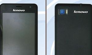 Lenovo 'lộ' smartphone dùng chip lõi tứ