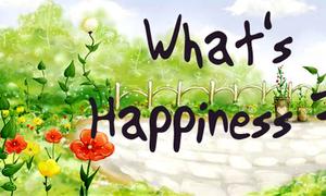 Có ba điều tạo nên hạnh phúc