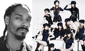 Snoop Dogg chê chân SNSD thiếu hấp dẫn