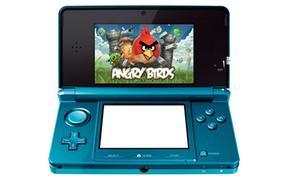 Angry Birds sắp xuất hiện trên máy chơi game cầm tay