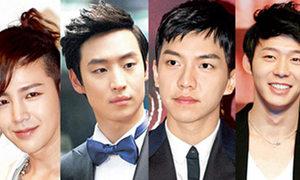 5 kiểu tóc được yêu thích nhất của mỹ nam Hàn