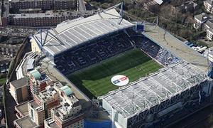 Đĩa bay từng xuất hiện trên sân đội bóng Chelsea