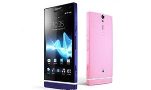Sony lộ smartphone LT26i màu xanh, hồng 'kute'