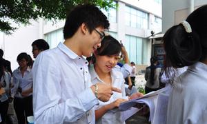 2 trường ĐH công bố điểm thi sớm