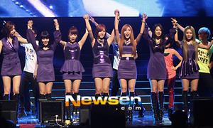 Các thành viên T-ara chỉ gặp nhau lúc 'bay show'