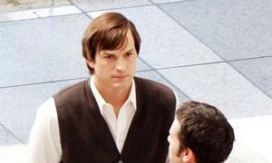 Hậu trường làm phim về Steve Jobs