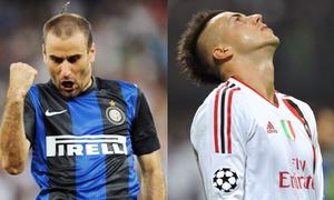 Inter Milan 'gieo sầu' cho AC Milan và Juventus