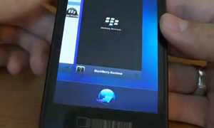 RIM để lộ 'trợ lý thông minh' trên BlackBerry 10