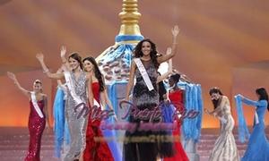 Cực hoành tráng đêm khai mạc Miss World 2012