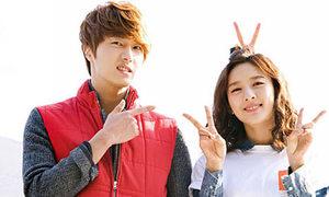 Lee Chung Ah nhớ nụ hôn... đầy máu với Jung Il Woo