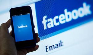 Mark Zuckerberg: 'Facebook không sản xuất smartphone'