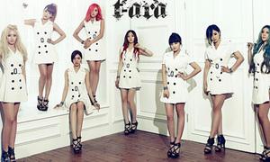 5 bản hit làm nên tên tuổi T-ara