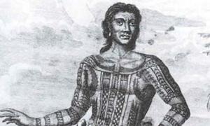 Lịch sử nghệ thuật xăm hình