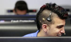 Phát sốt vì kiểu tóc 'kiêu sa' của kỹ sư đẹp trai
