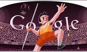 Teen thi nhau 'chiến game' trên Google