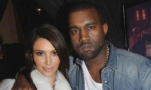 Kanye West viết bài hát ca ngợi vòng 3 Kim Kardashian